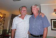 Mick Homer and Mick Graham